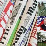 نافذة على الصحافة العالمية: أمريكا مهددة بالانقسام