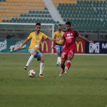 الإسماعيلي يتعادل مع حرس الحدود إيجابيًا في الدوري المصري