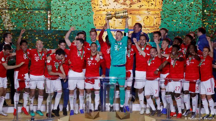 تأجيل مباراة بايرن ميونخ الأولى في كأس ألمانيا قناة الغد
