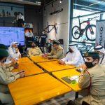 دبي مدينة صديقة للدراجات الهوائية