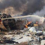 التحقيقات الأولية في انفجار بيروت تشير إلى «الإهمال»