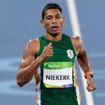 البطل الأولمبي فان نيكيرك ينفصل عن مدربته