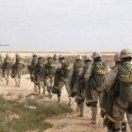 انفجار عبوة ناسفة برتل لنقل معدات التحالف الدولي في العراق