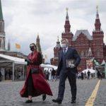 إصابات فيروس كورونا في روسيا تتجاوز المليون