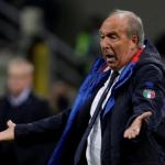فنتورا مدرب إيطاليا السابق يترك فريق ساليرنيتانا المغمور