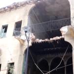 لحظة ولادة طفل لبناني تزامنًا مع انفجار «مرفأ بيروت»