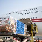 وصول طائرة إماراتية محملة بنحو 85 طنا من المواد الطبية لبيروت