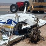 مصر: تحطم طائرة للرياضات الجوية في الجونة ومصرع قائديها