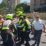 إصابة مستوطن إسرائيلي بجروح خطيرة في عملية طعن
