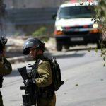 إصابات جراء إلقاء الاحتلال قنابل غاز على مستشفى الخليل الحكومي