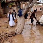 مصرع 113 شخصا جراء فيضانات في أفغانستان