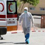 وفاة طفل وإصابة 195 بكورونا في قطاع غزة