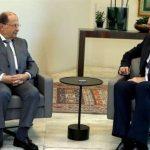 الرئيس اللبناني يبدأ الاستشارات النيابية لتسمية رئيس الوزراء الجديد