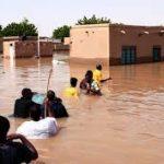 السودان.. الدفاع المدني: ارتفاع عدد ضحايا الفيضان إلى 121 حالة وفاة