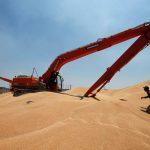 العراق ينهي موسم شراء القمح المحلي بمشتريات تزيد عن 5 ملايين طن