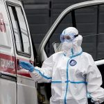 روسيا تسجل 27039 إصابة جديدة بكورونا