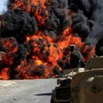 العراق.. انفجار عبوة ناسفة استهدفت قوات التحالف في ذي قار