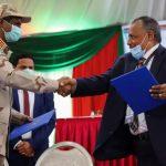 البرهان وسلفاكير يحددان موعد اتفاق السلام السوداني النهائي