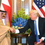 هاتفيًا.. ترامب يهنئ ملك البحرين على اتفاق السلام مع إسرائيل
