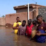 مراسلنا: مناسيب النيل تتراجع في الخرطوم وتواصل الارتفاع في شندي