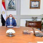 السيسى يوجه بتطوير منظومة المخابز في أنحاء مصر