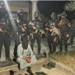 القوات العراقية تعتقل أحد قياديي داعش في الشرقاط