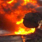 مقتل 28 في انفجار عربة صهريج لنقل الغاز في نيجيريا