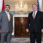 وزير خارجية الإمارات يشدد على التزام بلاده طويل الأمد والمستمر للشعب الفلسطيني