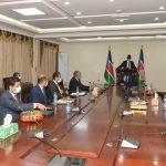 التفاصيل الكاملة لزيارة وزير الري المصري لجنوب السودان