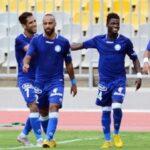 سموحة يفوز على حرس الحدود بثنائية في الدوري المصري