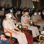 الجيش المصري يناقش استراتيجية لتأمين مصالح مصر في شرق المتوسط
