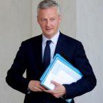 وزير الاقتصاد الفرنسي برونو لومير يعلن إصابته بفيروس كورونا
