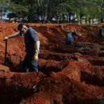 كورونا البرازيل.. أكثر من 1000 وفاة لليوم الثالث