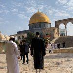 اقتحامات مكثفة للأقصى من قبل المستوطنين في رأس السنة العبرية