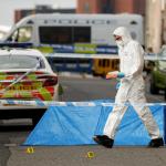 الشرطة البريطانية تبحث عن مشتبه به في حوادث طعن