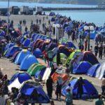 شرطة اليونان تحقق في أنشطة موظفي إغاثة على جزيرة ليسبوس