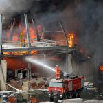هل تتولى جهات خارجية التحقيق في الحريق الجديد بمرفأ بيروت؟