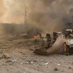 مقتل سبعة في انفجار سيارة ملغومة في شمال شرق سوريا