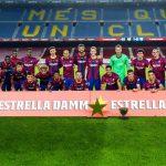 برشلونة يفوز على إلتشي ويتوج بكأس جوهان جامبر