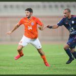 كاظمة الكويتي يفوز على اليرموك ويحصد الميدالية البرونزية في كأس الأمير