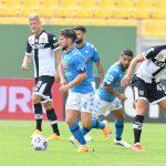 نابولي يستهل مشواره في الدوري الإيطالي بالفوز على بارما