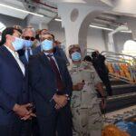رئيس الوزراء المصري يتفقد تطوير مُجمع الصالات المغطاة