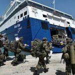 مع تصاعد التوتر في شرق المتوسط.. اليونان تعتزم شراء أسلحة وتعزيز قطاع الدفاع