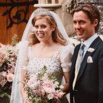 عرض ثوب زفاف الأميرة بياتريس بقلعة وندسور يوم الخميس