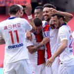 باريس سان جيرمان يفوز على نيس بثلاثية نظيفة في الدوري الفرنسي