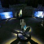 عرض تمثال محروق للسيدة الأولى الأمريكية في سلوفينيا