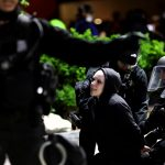 اعتقالات في بورتلاند الأمريكية بسبب احتجاجات ضد العنصرية