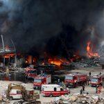 5 مشاهد ترصد القصة الكاملة لحريق مرفأ بيروت