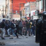 الأمم المتحدة والاتحاد الأوروبي يدعوان للهدوء في احتجاجات كولومبيا