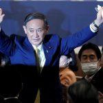 تمهيدا لتولي رئاسة الحكومة.. سوجا يفوز بزعامة الحزب الحاكم في اليابان